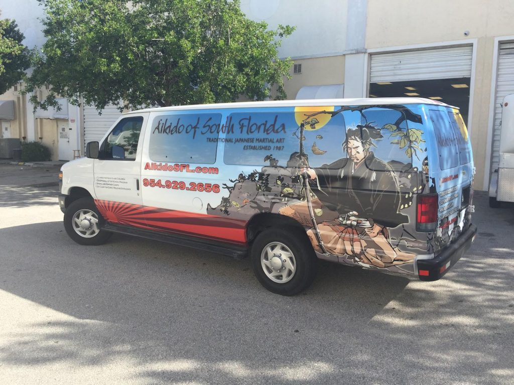 best car wraps in miami