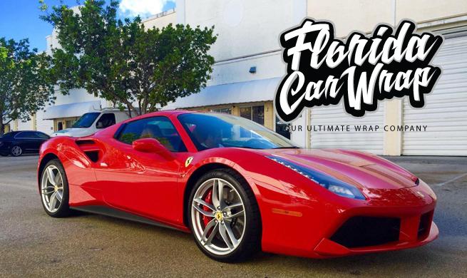 Weston Car Wrap Companies